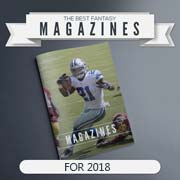Best Fantasy Football Magazines for 2017