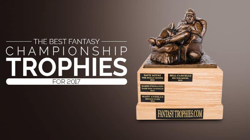 Best Fantasy Football Trophies