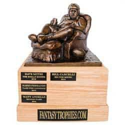 Fantasy Trophies Armchair Quarterback
