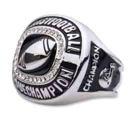 fantasy football champion ring