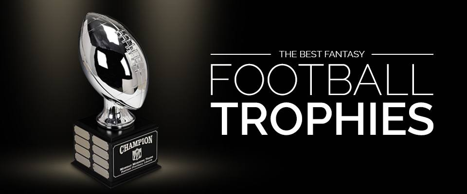 The Best Fantasy Football Trophies
