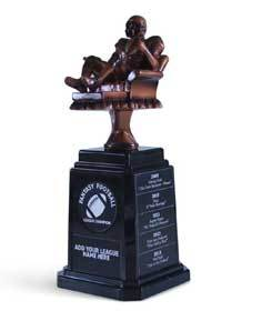 Fantasy Jocks Armchair Quarterback Trophy