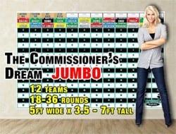 Bruno's Jumbo Draft Board
