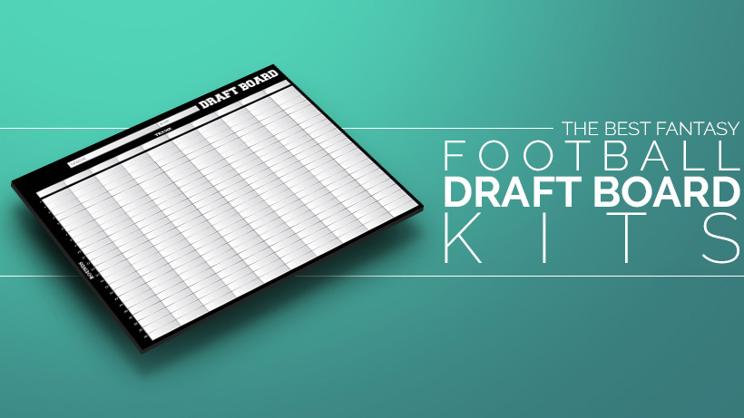 picture regarding Printable Fantasy Football Draft Board named The 10 Perfect Myth Soccer Draft Forums of 2019