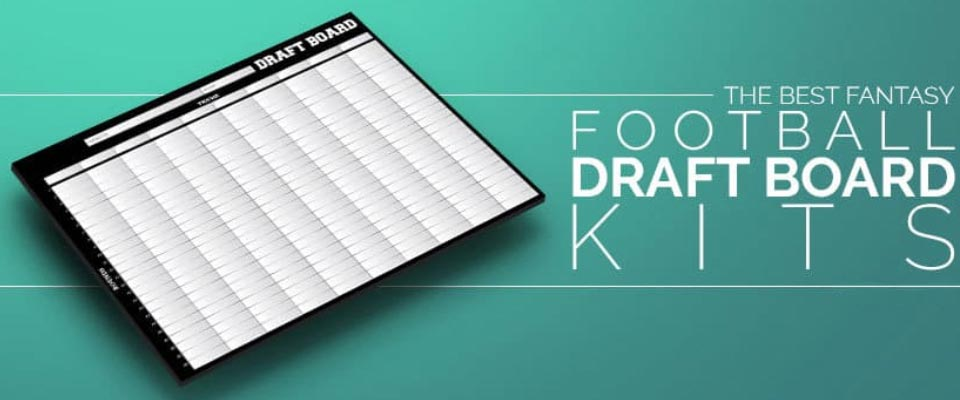be0ec2651cc The 11 Best Fantasy Football Draft Boards of 2019