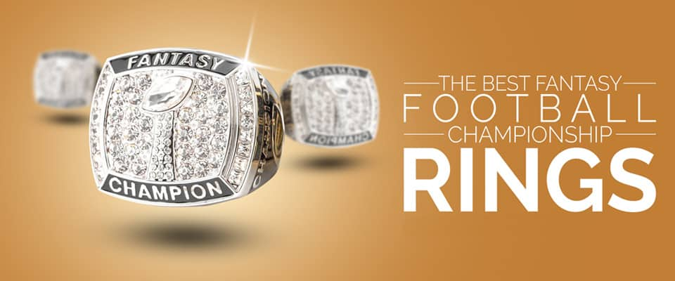 Best Fantasy Football Rings