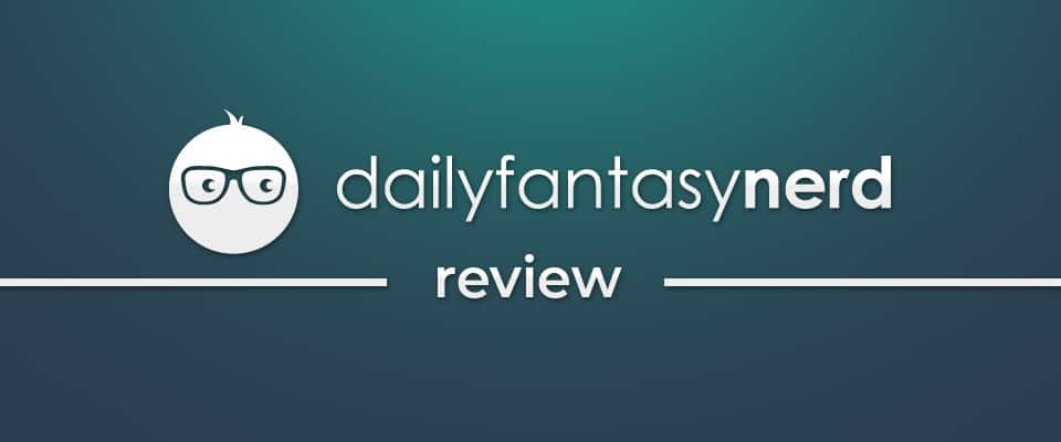Daily Fantasy Nerd Review