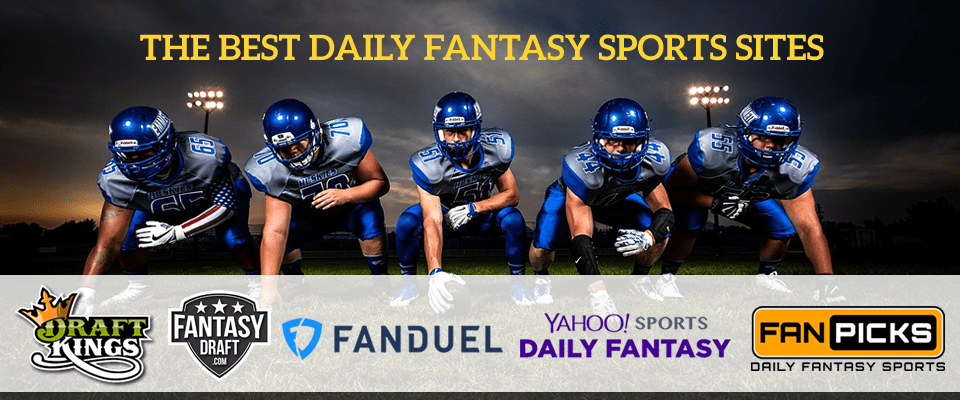 The Best Daily Fantasy Sites DFS
