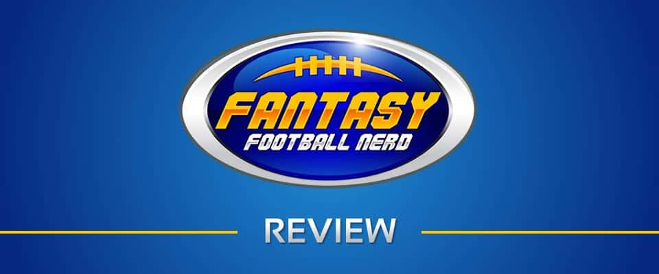 Fantasy Football Nerd Review