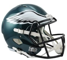 NFL Replica Helmet Eagles