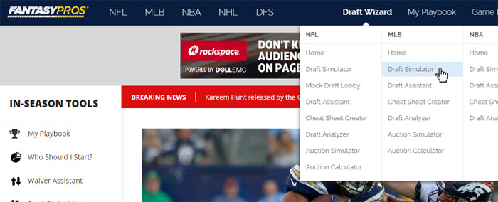 FantasyPros Review – Grading the Draft Wizard, Playbook, & DFS Tools