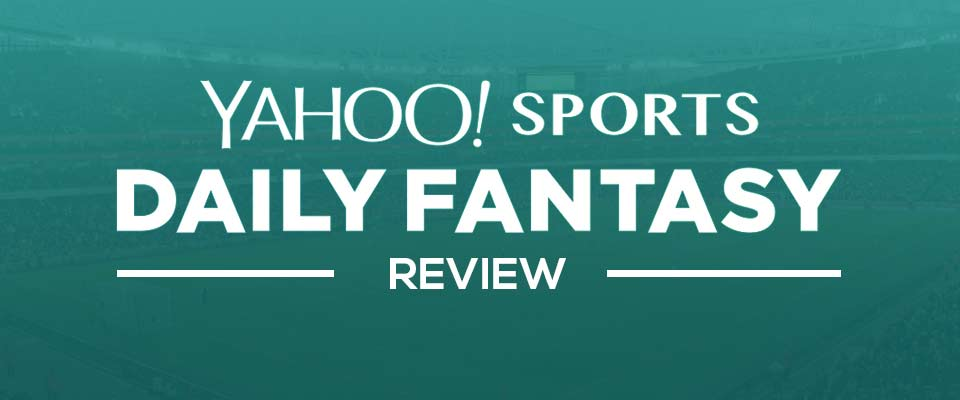 Yahoo Daily Fantasy Review