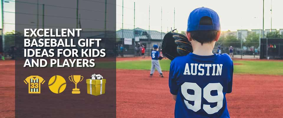 Baseball Gifts for Boys, Kids, & Players