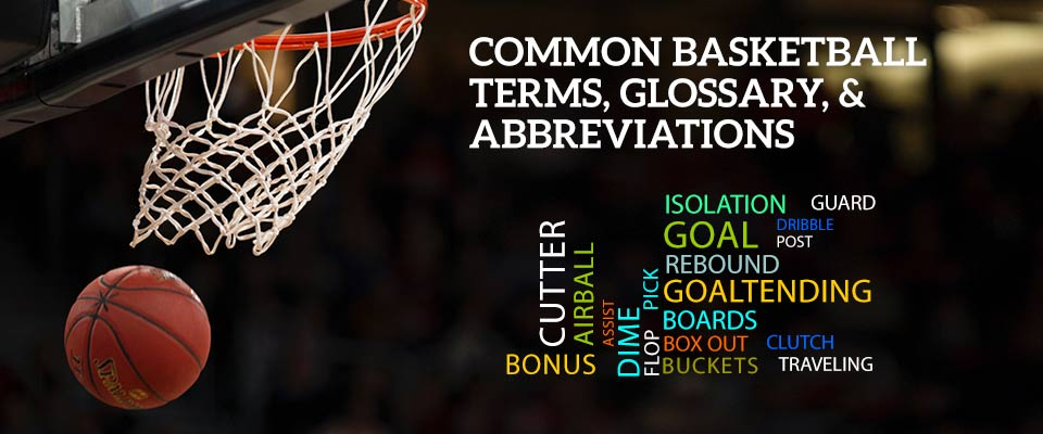 Basketball Terms and Abbreviations