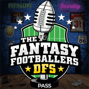 Fantasy Footballers DFS Pass
