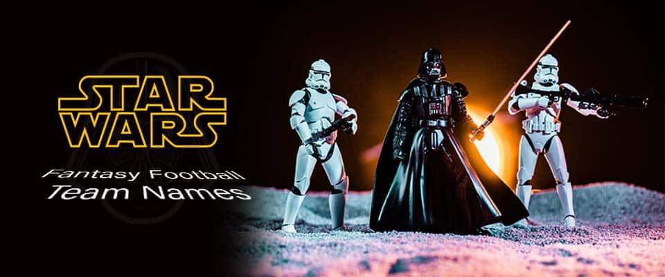 Star Wars Team Names