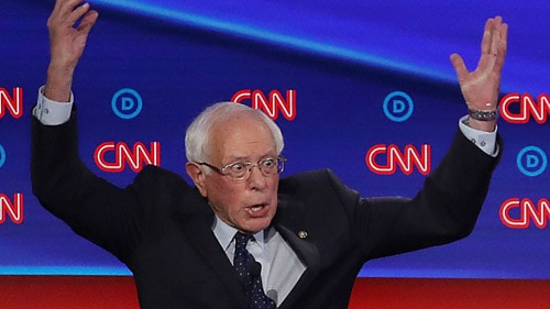 Bernie Sanders Political TeamName