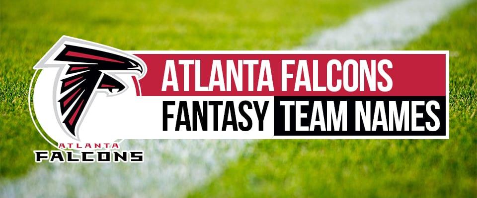 Falcons Fantasy Football Names