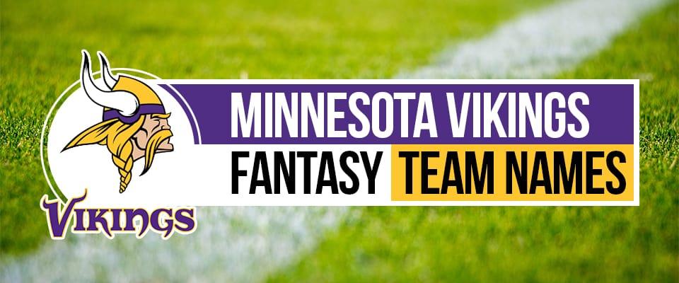 Vikings Fantasy Football Fans