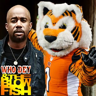 Who Dey And The Blowfish