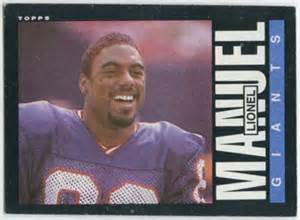 New York Giants Fantasy Football Team Name - Lionel Miranda