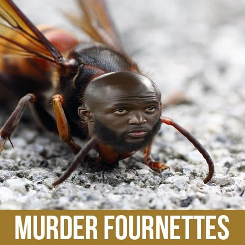 Jaguars Fantasy Football Names - Murder Hornets