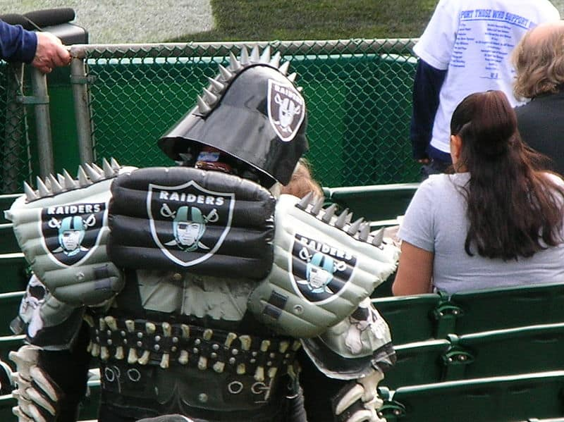 Funny Raiders Fantasy Football Names
