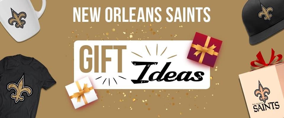 New Orleans Saints Gift Ideas