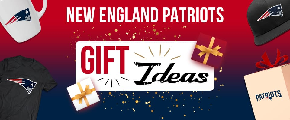 New England Patriots Gift Ideas