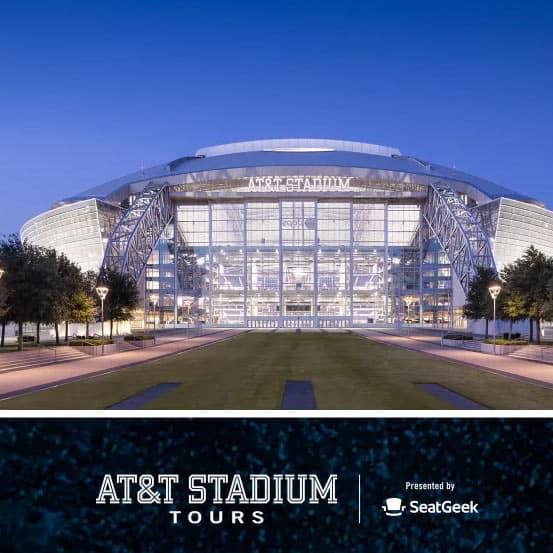 Cowboys Gift - Stadium Tour