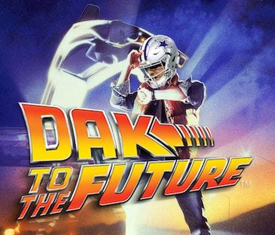 Dak Prescott Fantasy Name - Dak to the Future
